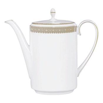 Vera Wang - Lace Gold Coffee pot, 1 litre