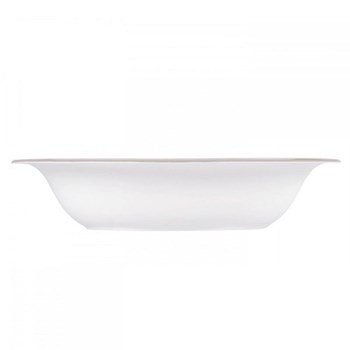 Vera Wang - Lace Gold Open vegetable dish, 25cm