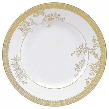 Vera Wang - Lace Gold Plate, 20cm