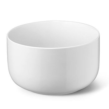Solid Colour Salad bowl, 21cm, white