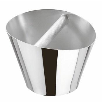 K+T Ice bucket, Christofle silver