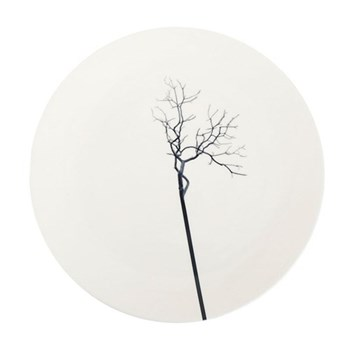 Black Forest - Pure Plate, 28cm, fine bone china