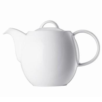 Sunny Day Teapot, 1.4 litre, white