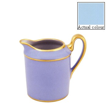 Sous le Soleil Creamer straight sided, 15cl - 6 cup, opal with gold band