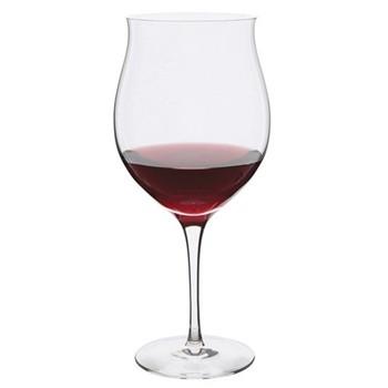 Wine Master Pair of grand cru glasses, H25cm - 83cl, clear