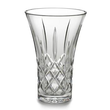 "Lismore Vase, 8"""