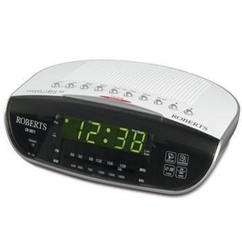 Classic Radio - Chrono Logic IV Dual alarm clock radio