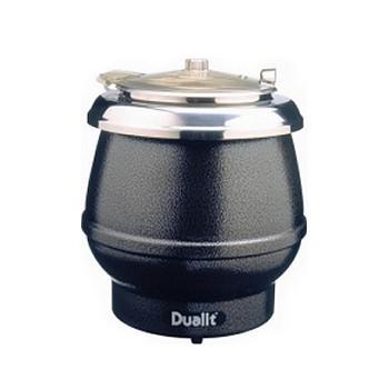 71100 Soup kettle economy, 10 litre, graphite black