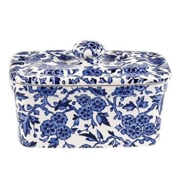 Arden Butter dish, blue