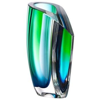 Mirage by Goran Warff Vase, large, blue/green