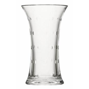 Bubbles Vase, 25cm, clear