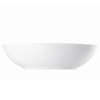 Loft Oval bowl, 36cm, white