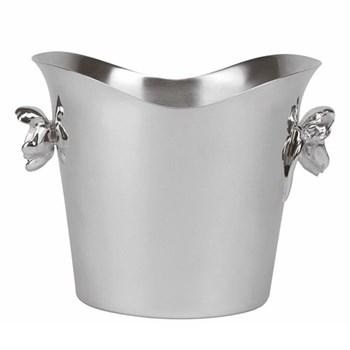 Anemone-Belle Epoque Ice bucket, Christofle silver