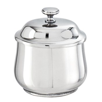 Elite Sugar bowl with cover, 26cl, silver plate