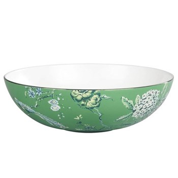 Jasper Conran - Chinoiserie Green Serving bowl, 30cm
