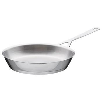 Pots & Pans by Jasper Morrison Frying pan, 24cm, stainless steel
