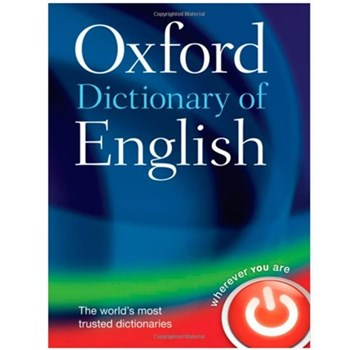Oxford Dictionary of English - Oxford University Press