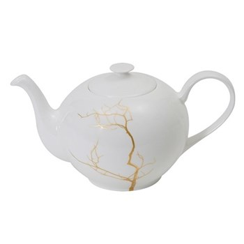 Golden Forest - Classic Teapot, 1.3 litre, fine bone china