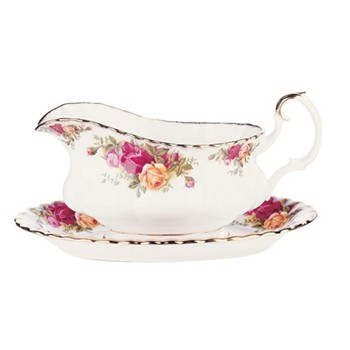 Old Country Roses Sauce boat, 0.5 litre