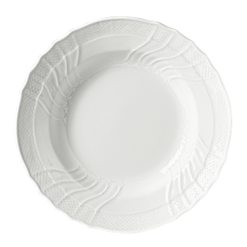 Vecchio Ginori Soup plate, 24cm, white