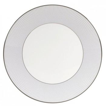 Jasper Conran - Pin Stripe Dinner plate, 28cm