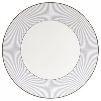 Jasper Conran - Pin Stripe Dessert plate, 23cm