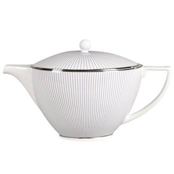 Jasper Conran - Pin Stripe Teapot, 1.2 litre