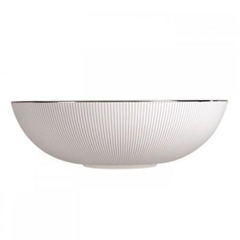 Jasper Conran - Pin Stripe Serving bowl, 30cm