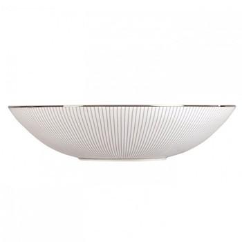 Jasper Conran - Pin Stripe Cereal bowl, 18cm