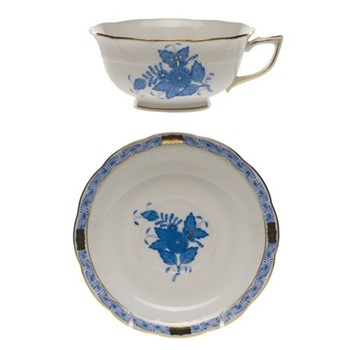 Teacup and saucer 24cl - 15cm