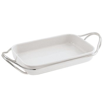 Rectangular serving dish 40cm