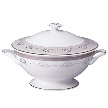 Margot Soup tureen, 175cl, taupe