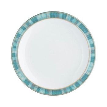 Azure Coast Tea plate, aquamarine