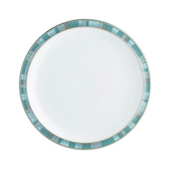 Azure Coast Dessert/salad plate, 22.5cm, aquamarine