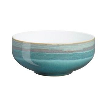 Azure Coast Soup/cereal bowl, 15.5cm, aquamarine
