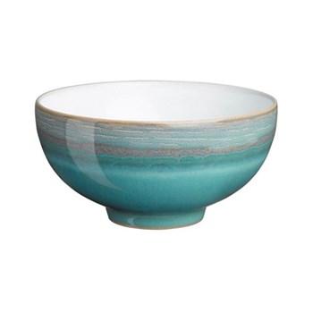 Azure Coast Rice bowl, aquamarine