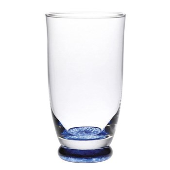 Imperial Blue Pair of large tumblers, 40cl