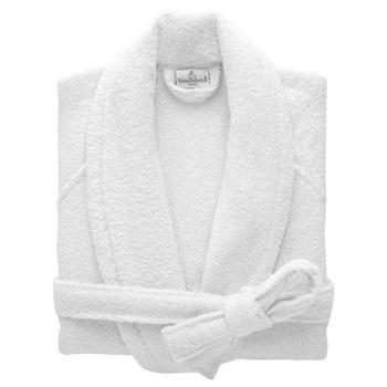 Etoile Bath robe, medium, blanc