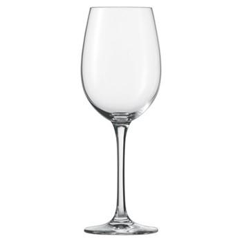 Set of 6 Burgundy glasses 40.8cl