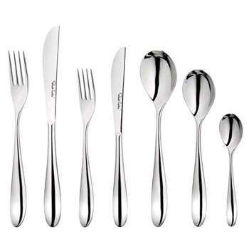 Deta Bright 24 piece cutlery set, stainless steel