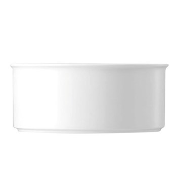 Medaillon Salad bowl, 19cm, white