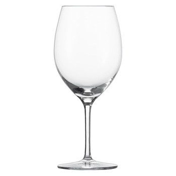 Set of 6 red wine glasses 58.6cl