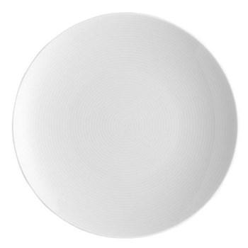 Loft Plate, 18cm, white
