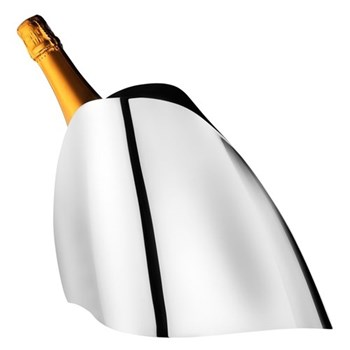 Indulgence by Helle Damkær Champagne cooler, stainless steel