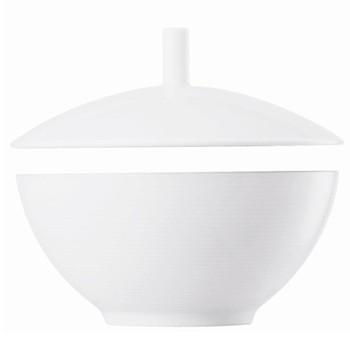 Loft Lid for bowl, 15cm, white