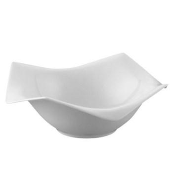 A la Carte - Origami Dish, 20cm, white