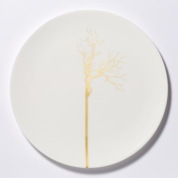 Golden Forest - Pure Dinner plate, 28cm, fine bone china