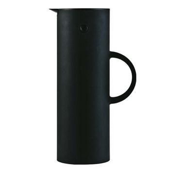 EM77 by Erik Magnussen Vacuum jug, 1 litre, soft black