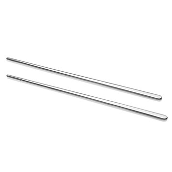 Mulberry Chopsticks, mirror finish stainless steel