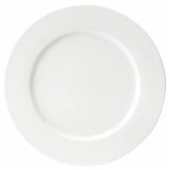 Seychelles Dinner plate, 27cm, white